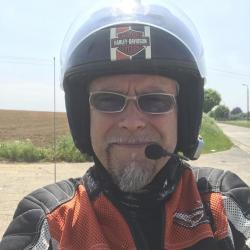 Rickey, Membre Fondateur, Road Captain