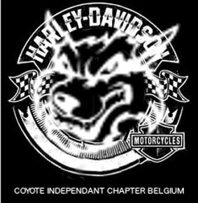 Harley Coyote Indépendant Chapter Belgium